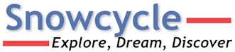 Snowcycle - Explore, Dream, Discover - Explore, Dream, Discover